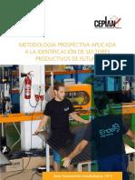 2015 Metodologia Prospectiva Aplicada a Sectores Productivos
