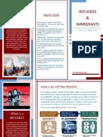 refugeesvsimmigrantsbrochure