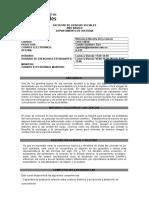 Hist y Filo de La Ciencia - Programa 2015-1
