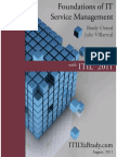 Foundations of IT Service Management with ITIL 2011