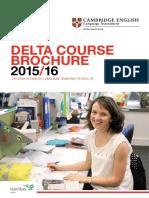 ATTC DELTA Course Brochure Online