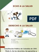 Derecho a La Salud