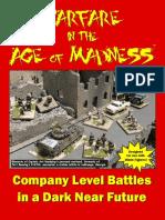 Warfare in the Age of Madness