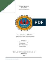 Makalah Sistem Informasi Akuntansi- Pengolahan Data.pdf
