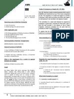 Transportation Laws (Maritime Commerce)
