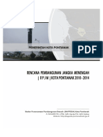RPJM Kota Pontianak 2009-2014