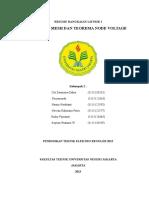 Rangkaian Listrik I - Teorema Mesh Dan N