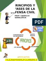 fases de defensa civil