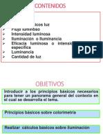 1.2 Fotometria Percepcion Optica