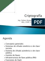 3. Criptografía