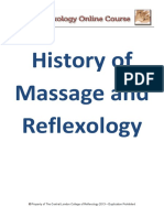 History of Reflexology (E Book)