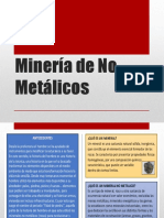 Introduccion Mineria No metalica