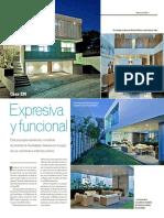 Casas Expresiva y Funcional 2013