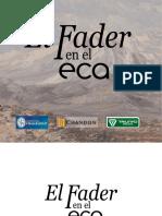Catálogo El Fader en El Eca