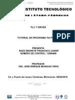 Tutorial PLC