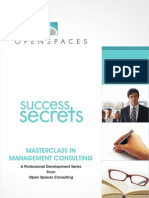 MasterClass in Management Consulting (M2C)