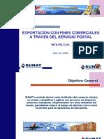 Exportafaci Del Servicio Postal