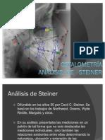 cefalometría steiner