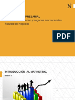 SESION 1 - Marketing Empresarial