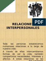 Relaciones Interpersonales- Expo