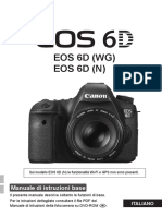 EOS 6D Basic Instruction Manual IT
