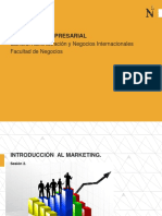 SESION 2 - Marketing Empresarial