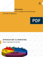 SESION 4 - Marketing Empresarial