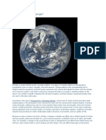 What is climate change.docx