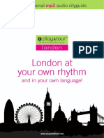 London self guided tour