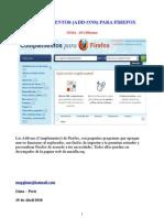 Add-On Firefox Epubreader