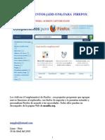 Add-Ons Firefox Screen Capture Elite