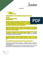 Resumen estatutos PRI