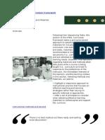 Principle Selection English materials