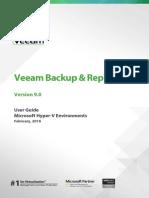 Veeam Backup 9 0 User Guide Hyperv En