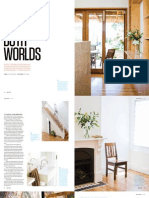 Sanctuary magazine issue 11 - Best of Both Worlds - Glebe, Sydney green home profile