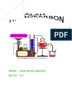 Makalah Hidrokarbon 2