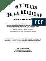 Los Niveles de la Realidad pdf