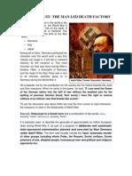 Holocaust - Unforgottable Sin by Hitler