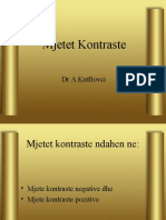 Kontrastet - Radiologji AK