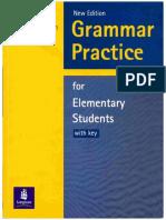 0582417066 - Grammar Practice For Elementary (Longman).pdf