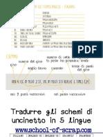 tradurre uncinetto