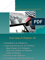 Lecture - Chapter 20 - Air Pollution