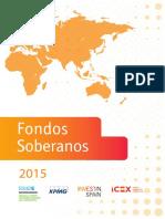 Fondos Soberanos Espana 2015