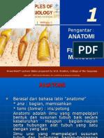 Pengantar Anatomi Fisiologi Gizi Poltekkes