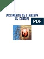 Diccionario de terminos electricos