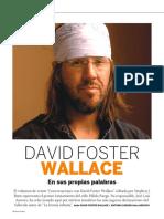 Conversaciones Con DFW Qué Leer Noviembre de 2012