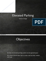 Elevated Parking Design