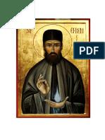 Acatistul Sfantului Mucenic Efrem Cel Nou