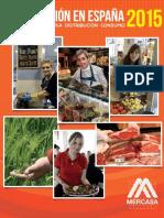 Alimentacion España 2015