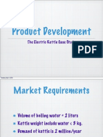Kettle Design Process